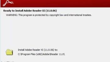 Adobe Reader 9 Offline Installer Free Download - Offline