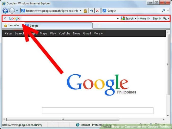 Download Google Toolbar Offline Installer
