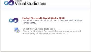 Visual Studio Offline Installer For Windows PC - Visual Studio