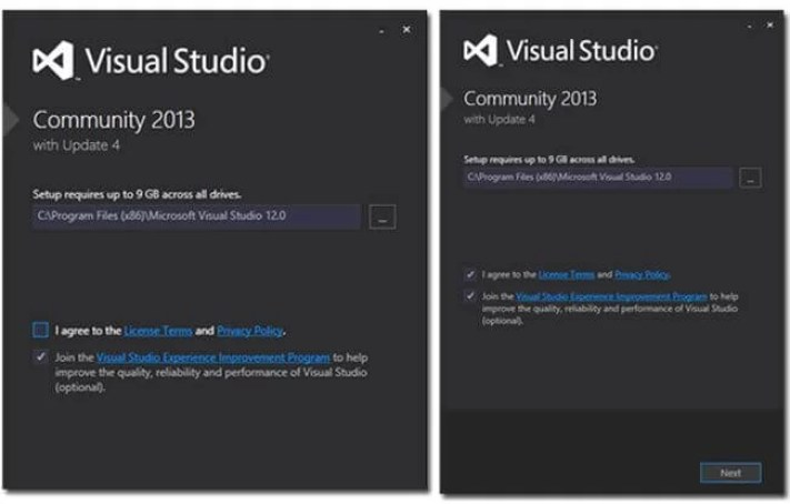visual studio 2019 offline installer