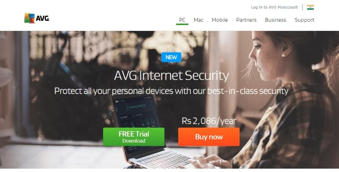 Download AVG Internet Security 2016 Offline Installer
