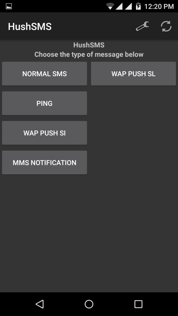 Screenshot-HushSMS-App-Apk