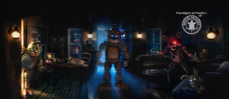 Screenshot-FNAF-AR-App