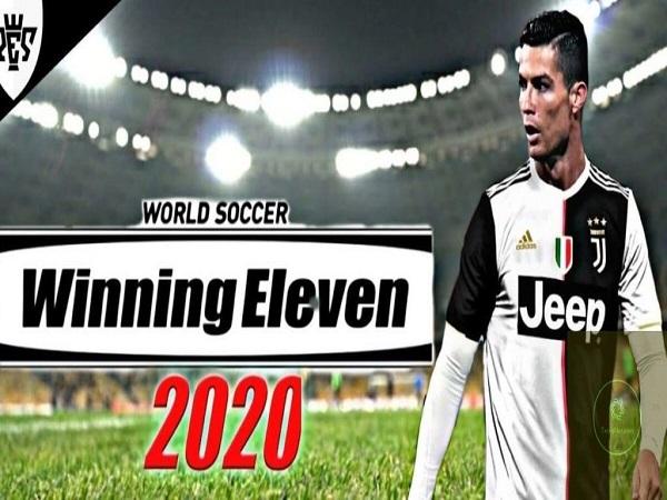 Screenshot of Winning Eleven 2020