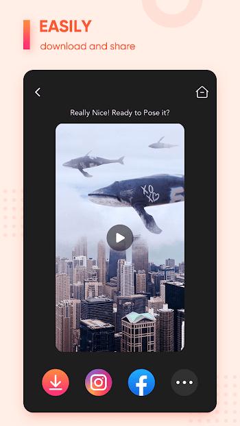 Screenshot of FX Master Mod App