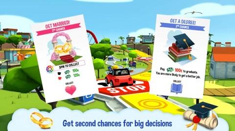 Screenshot of Game Of Life 2 App