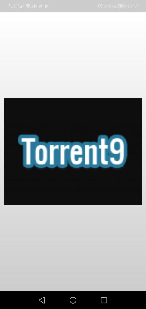 Screenshot of Torrent9 Apk
