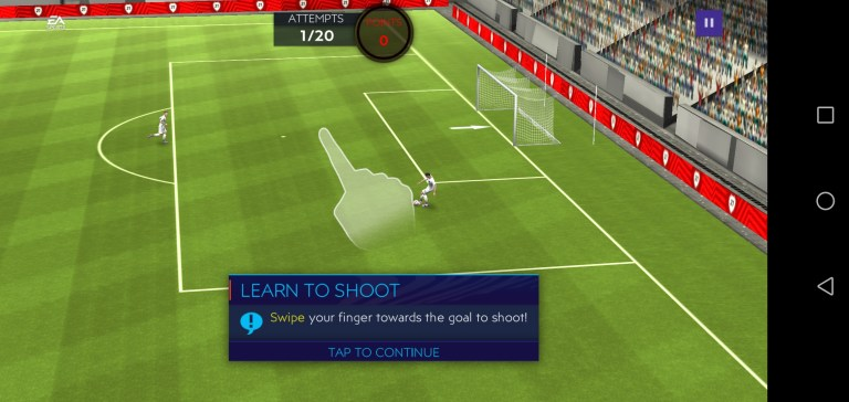 Screenshot of FIFA Mobile 21 For Android