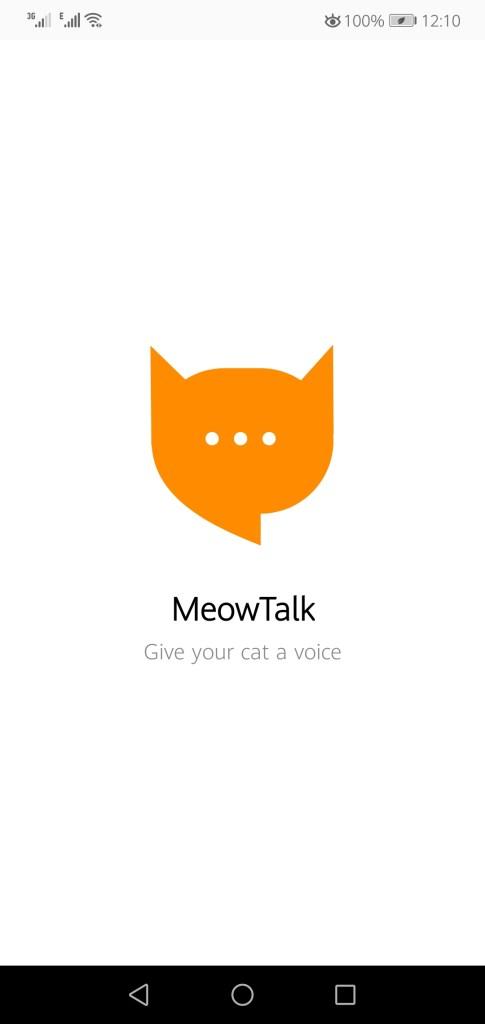 Screenshot of Meow Talk Apk