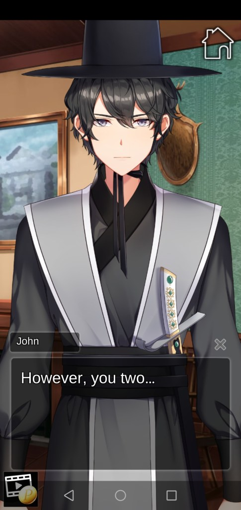 Screenshot of Adventurous Hearts Game