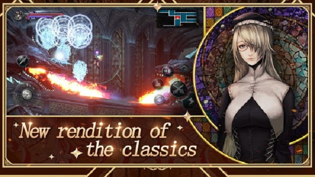 Screenshot of Bloodstained Ritual Of The Night Apk