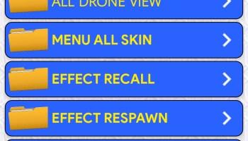 Screenshot of New Box Skin Apk