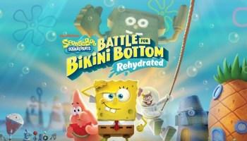 Screenshot of Spongebob Battle for Bikini Bottom Apk