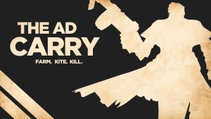 Ad Carry By Welterz HD Desktop Background