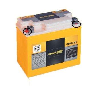 Bateria  MBR-14-BS Bmw F800 1200GS PIONEIRO