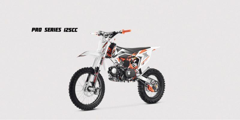 125cc - PRO SERIES - Laranja-min