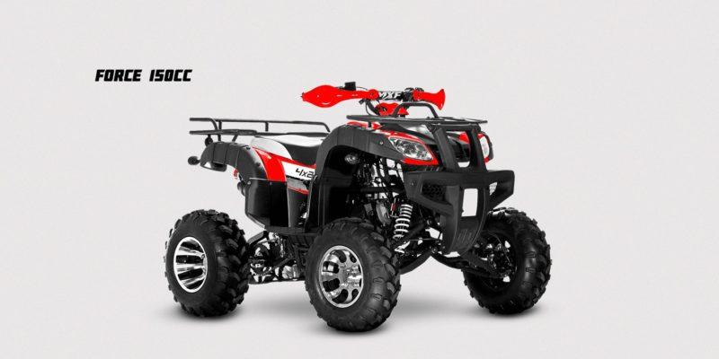 150cc - FORCE - Vermelho-min