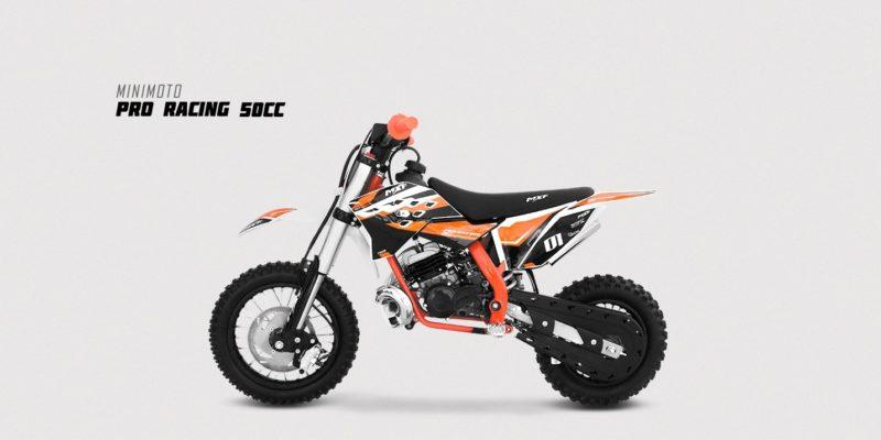 50cc - PRO RACING - Laranja-min