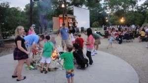 Campfire Singalong - Orlando Fun and Food