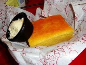 Fresh, hot & delicious cornbread