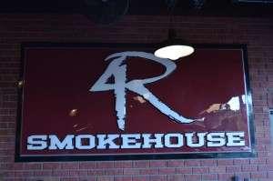 4 Rivers Smokehouse Sign