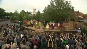 Dedication ceremony - Orlando Fun and Food