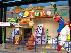 Toy Story Mania - Orlando Fun and Food