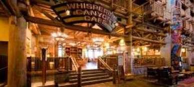 Ellie-whispering canyon cafe