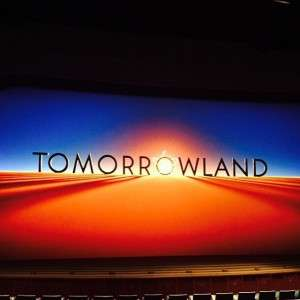 It was nice to see #Tomorrowland today!! Excited for the opening in a few days!!! #orlandofunandfood @waltdisneyworld #EPCOT