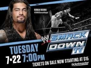 WWE Smackdown in Orlando