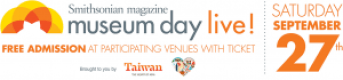 Smithsonian Magazine Museum Day Live