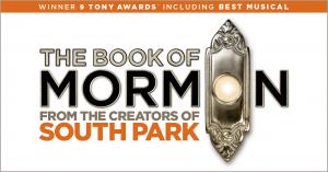 Book of Mormon Logo