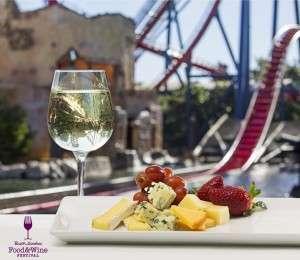 Busch Gardens Food and Wine Festival 2015