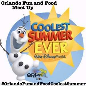 Orlando Fun and Food Coolest Summer Ever