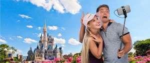 Selfie Stick Disney