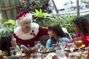 Brunch with Mrs. Claus