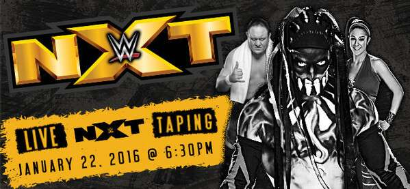 WWE NXT at CFE Arena