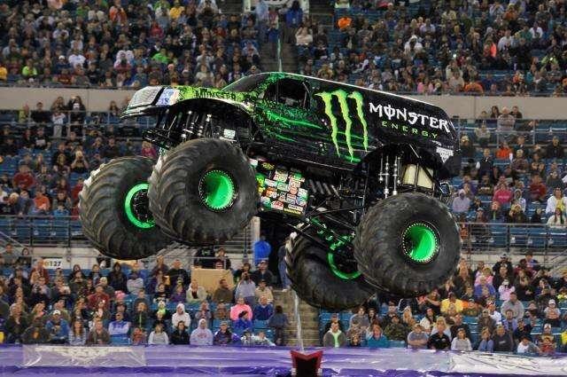 Monster Jam Orlando