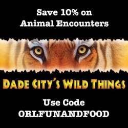 Dade City Wild Things Promo Code
