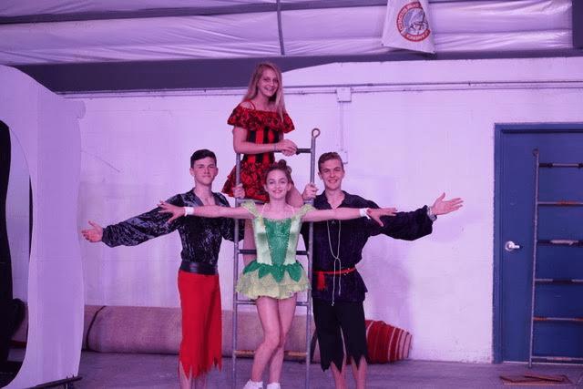 Sailor Circus Presents Once Upon A Circus