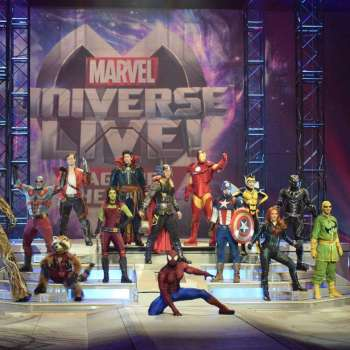 Marvel Universe LIVE! Age of Heros is Unleashed TODAY!