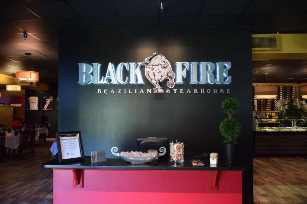 Black Fire Brazilian Steakhouse