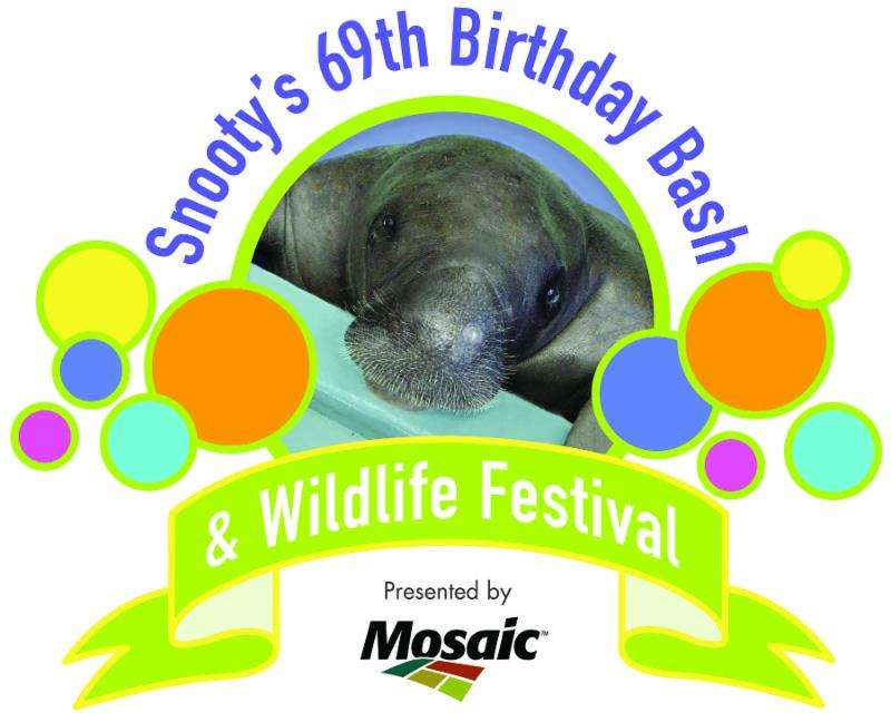Snooty the Manatee's 69th Birthday Bash