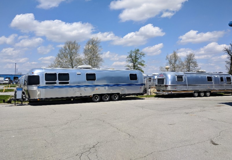 Airstream – A Timeless Classic – Off Our Rocker RV