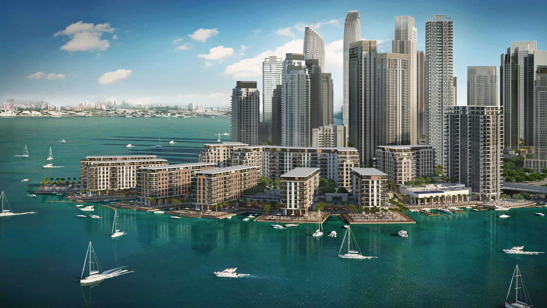 The COVE By Emaar Photo Gallery Dubai OFF Plan Properties