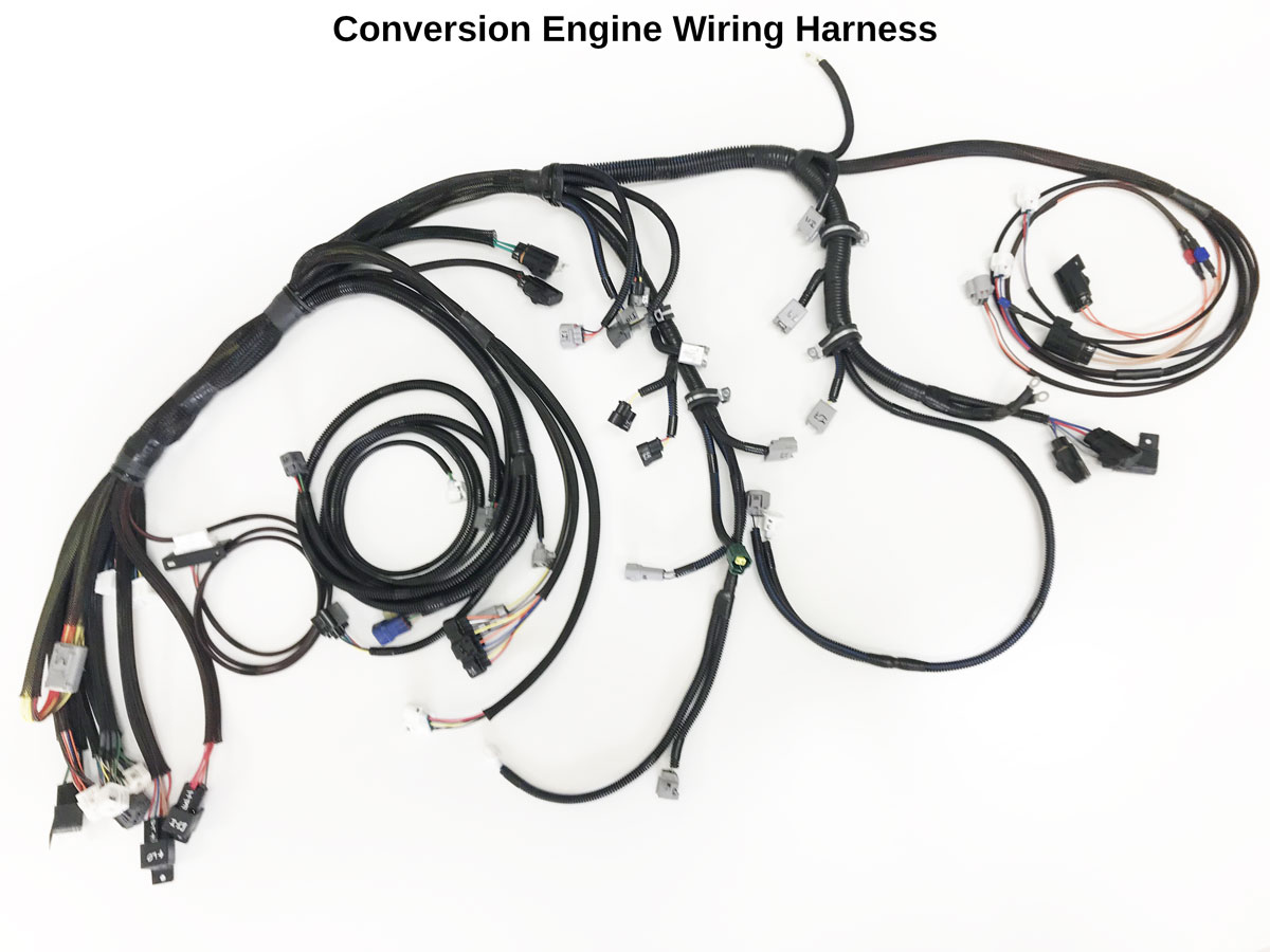 Ors 5vz Fe Conversion Wiring Harness