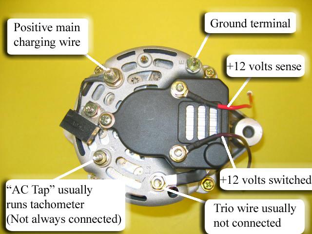 delco marine alternator wiring diagram  1970 ford light
