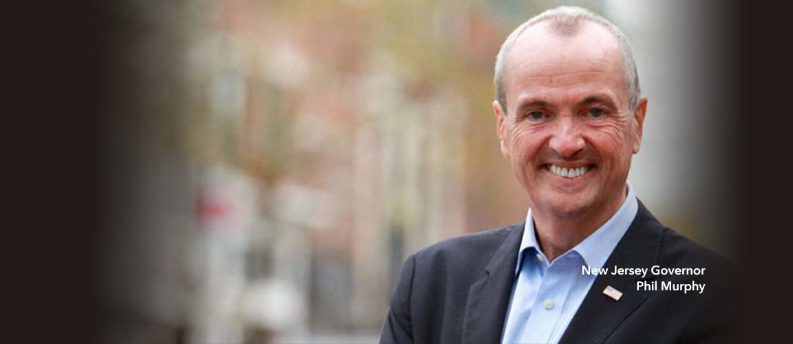 NJ Governor Murphy Pledges Support for Offshore Wind 3500 MW Goal;  Moves NJ into Leadership Position