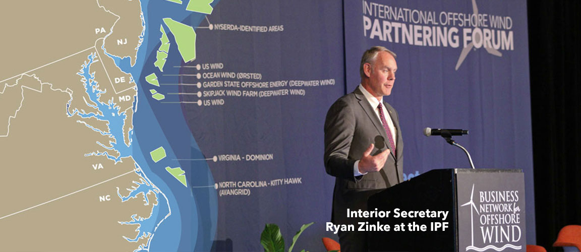 A Historic Week for Offshore Wind at the IPF Conference