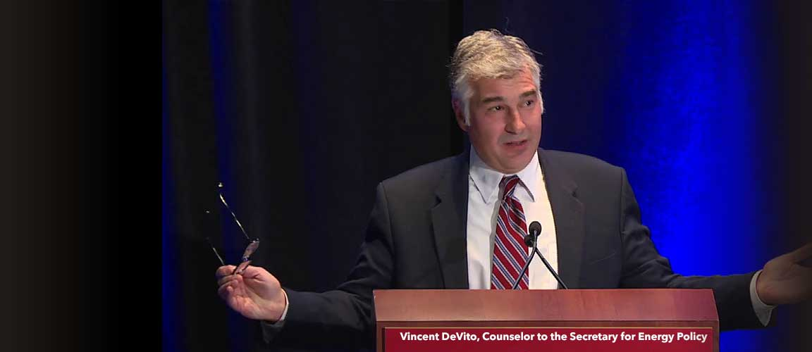 At Network event, Interior official announces offshore wind 'opportunity' for oil and gas